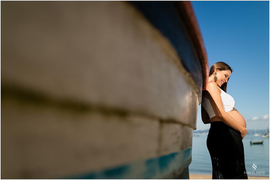 sessão fotos de gestante ensaio fotográfico grávida praia florianópolis Laguna SC fotógrafo Samuel Smith (11)