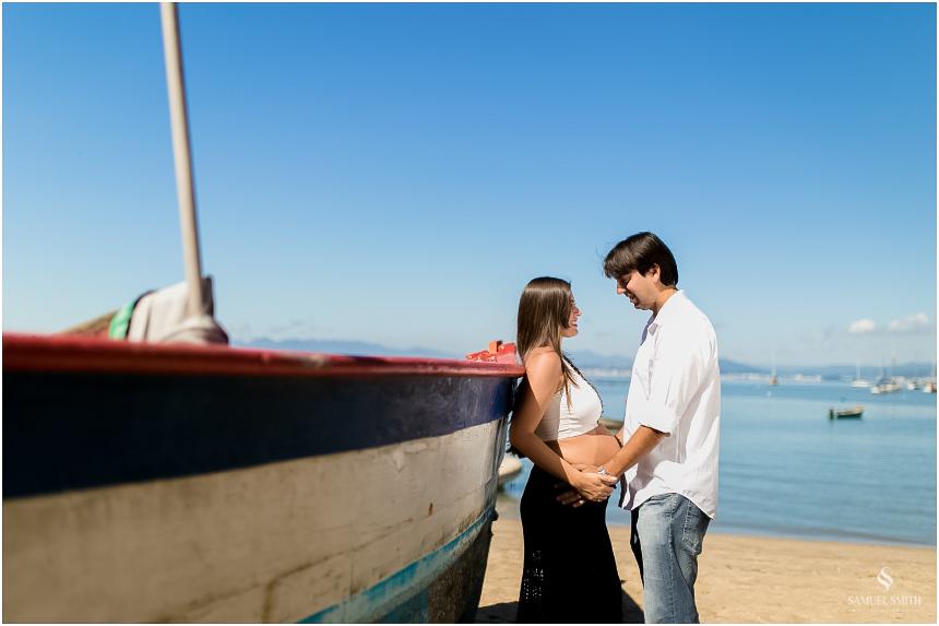 sessão fotos de gestante ensaio fotográfico grávida praia florianópolis Laguna SC fotógrafo Samuel Smith (13)