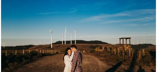 Ensaio Pré-Casamento | Jonas & Nashaley | Serra do rio do rastro SC