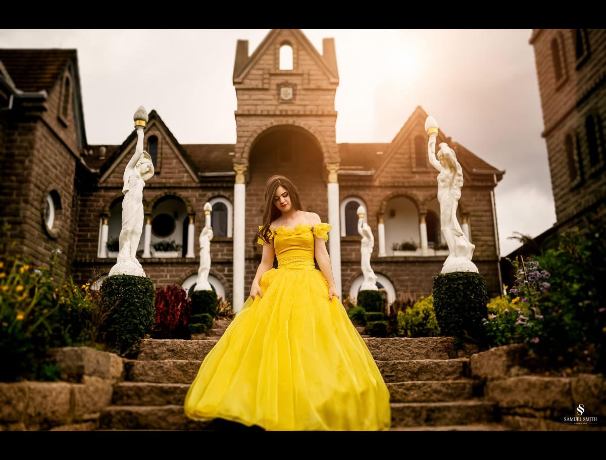 fotógrafo samuel smith book 15 anos tema bela e a fera castelo belvedere treze de maio sc (13)