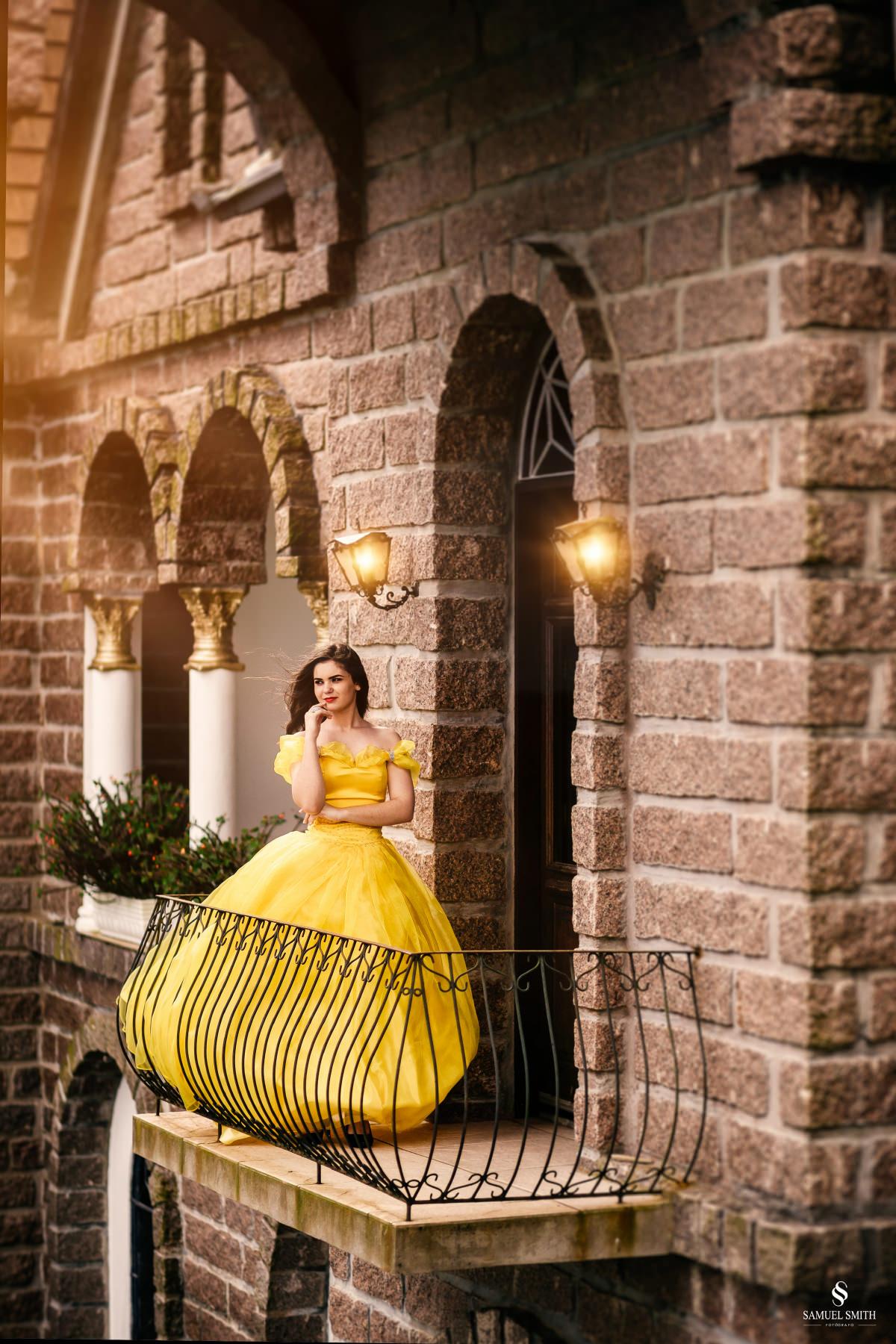 fotógrafo samuel smith book 15 anos tema bela e a fera castelo belvedere treze de maio sc (17)