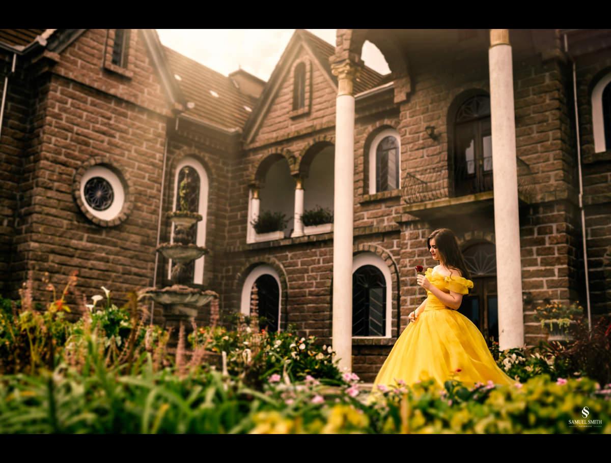 fotógrafo samuel smith book 15 anos tema bela e a fera castelo belvedere treze de maio sc (2)