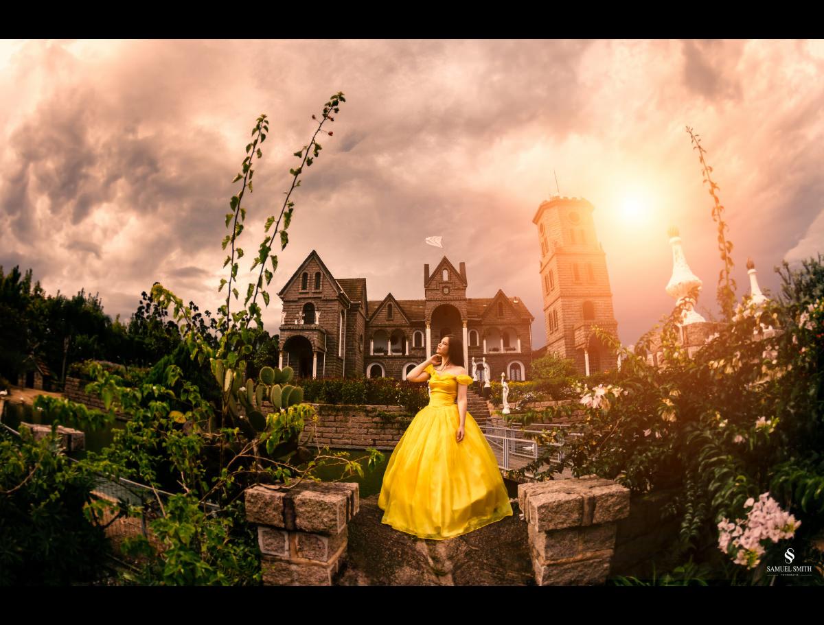 fotógrafo samuel smith book 15 anos tema bela e a fera castelo belvedere treze de maio sc (20)