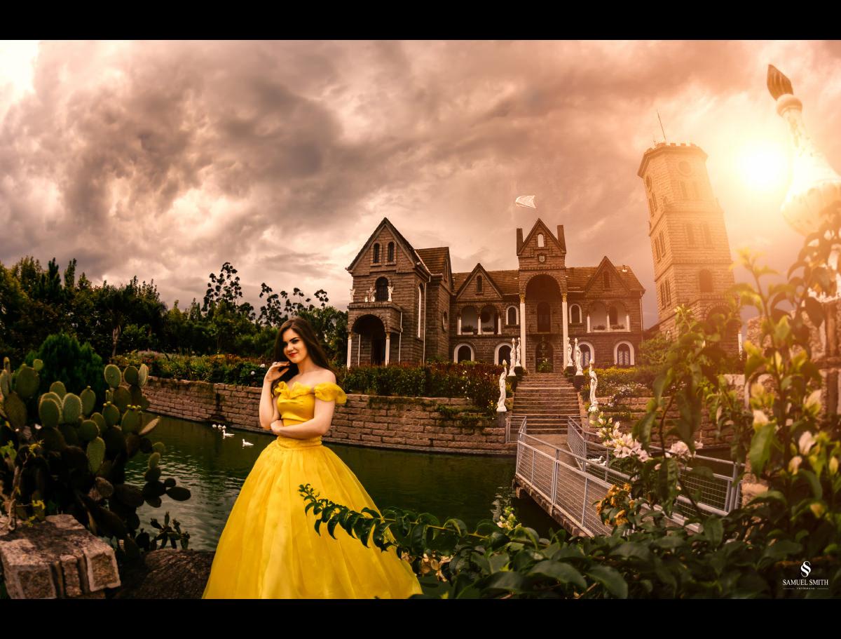 fotógrafo samuel smith book 15 anos tema bela e a fera castelo belvedere treze de maio sc (21)