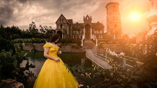 fotógrafo samuel smith book 15 anos tema bela e a fera castelo belvedere treze de maio sc (22)