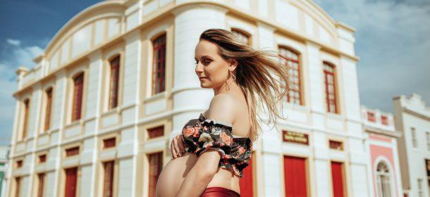 ENSAIO FOTOGRÁFICO DE GESTANTE | TUANNY FROEHLICH | LAGUNA SC